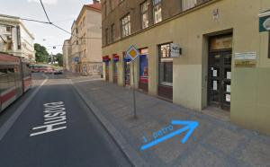 Hledáte v Brně kontakt na psychologa nebo psychoterapeuta? Naši kancelář najdete v centru města na adrese Husova 13 v 1. patře.