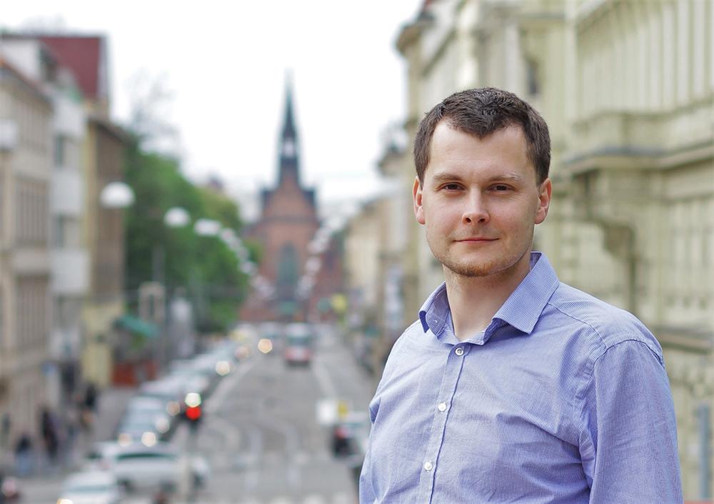 Psycholog Tomáš Repka